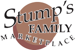 Stumps Family Market Logo